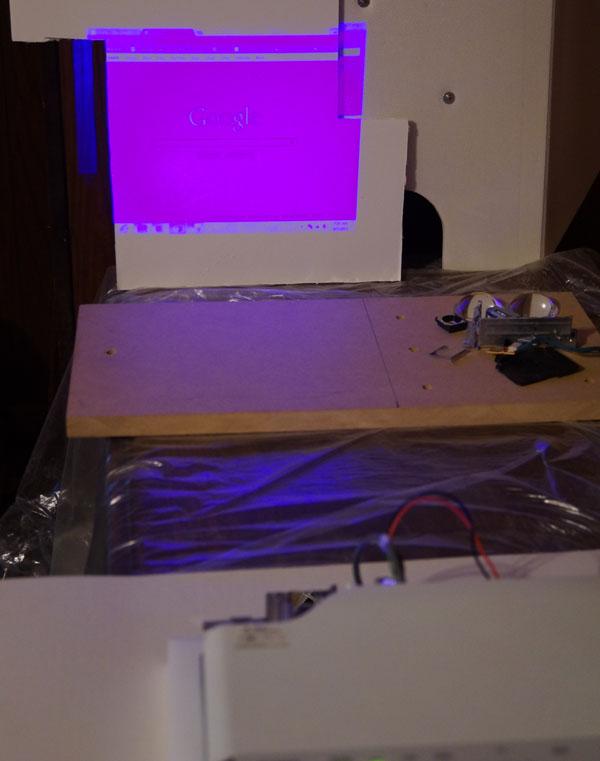 принтер своими проектора руками из 3d