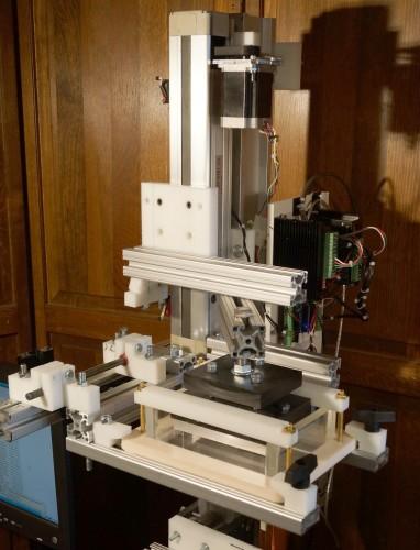 3d printer rebuild