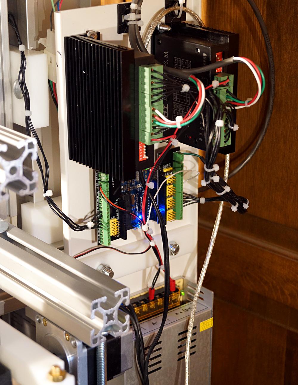printer electronics 1 3d printer rebuild, software and electronics projects, interests SLA STL at eliteediting.co