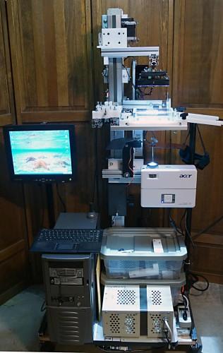 3d printer with CVT
