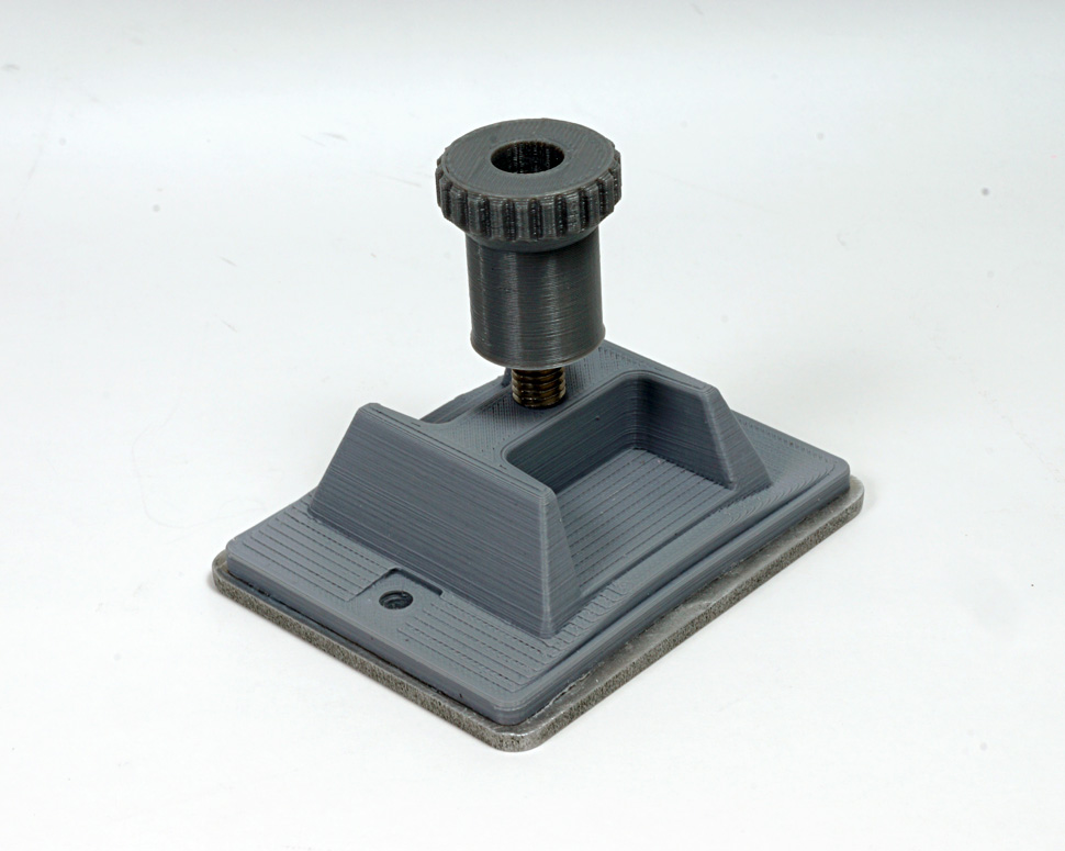 64mm X 84mm build plate for LittleRP compatible flexvat