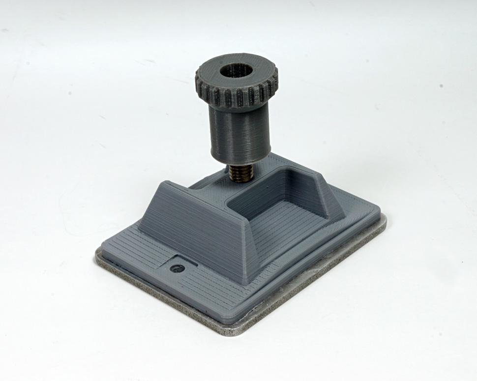64mm X 84mm build plate for LittleRP compatible flexvat