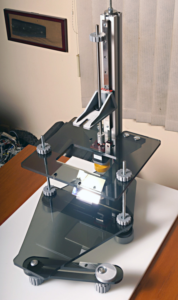 Cool Breeze Alpha 3D resin printer frame
