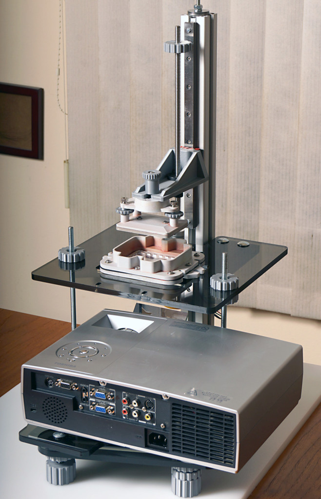 Cool Breeze Alpha 3D resin printer